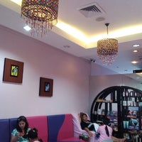 Photo taken at Nails & Lashes Corner by R'a T. on 5/3/2013