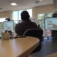 Photo taken at Bentley MBA Studio by Munira on 8/26/2014