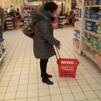 Photo taken at Pradamano Shopping Center by Luca Giantin on 1/2/2013