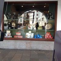 Photo taken at Caffè Grosmi by Luca Giantin on 6/20/2014