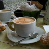 Photo taken at Caffè Grosmi by Luca Giantin on 4/29/2013