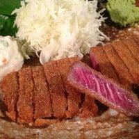 6/29/2013にToshihide S.が牛かつもと村 渋谷本店で撮った写真