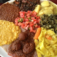 Photo taken at Ethiopic by Justin L. on 4/10/2013