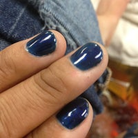 Photo taken at Nail Touch by Marie D. on 3/2/2013