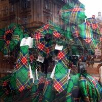 Photo taken at James Pringle Weavers of Inverness by Karen B. on 8/25/2014