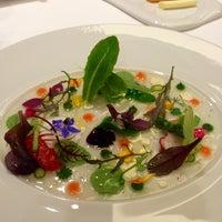 Photo taken at Restaurante Lasarte by reGina on 2/2/2013