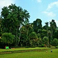 Photo taken at Bogor Botanical Gardens by Irwan S. on 10/24/2012