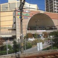 Photo taken at JR Takatsuki Station by 96yuichi on 10/6/2013