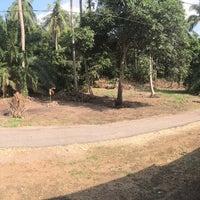 Photo taken at Kampung Tangkak by aisyah z. on 7/9/2016