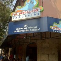 Foto tomada en El Pescadito por Ernesto T. el 4/21/2013