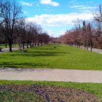 Photo taken at Борисова градина by Avgustina T. on 4/1/2013