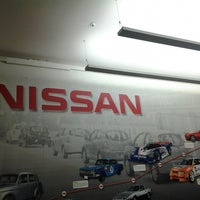 Photo taken at Nissan by Lishoy G. on 5/15/2013