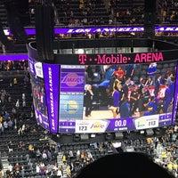 Foto tirada no(a) T-Mobile Arena por Takashi H. em 10/11/2018