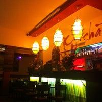 Photo taken at Buddha's Kitchen by Mattes M. on 10/22/2012