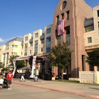 Photo taken at Frisco Square by Renato F. on 7/5/2014