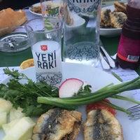 Photo taken at Pamukkale Mangal-Piknik by çağlar Y. on 9/9/2016
