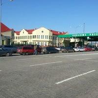 Снимок сделан в Погранпереход Мамоново-2 — Гжехотки / Grzechotki — Mamonowo II Border Crossing пользователем Владимир К. 3/6/2013