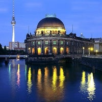Photo taken at Museum Island by Oh-Berlin.com on 11/30/2012