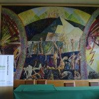 Photo prise au Library of the UNOG Building par Iakov E. le4/15/2013
