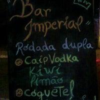 Foto tirada no(a) Bar Imperial por Lucas L. em 6/29/2013