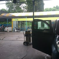 Photo taken at Automatic Car Wash (Jalan Bkt Awi) by Muhammad H on 7/5/2013