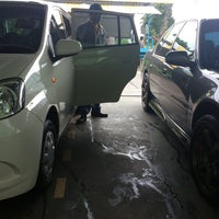 Photo taken at Automatic Car Wash (Jalan Bkt Awi) by Muhammad H on 7/14/2013