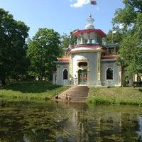 Снимок сделан в Екатерининский парк пользователем Kate L. 7/14/2013