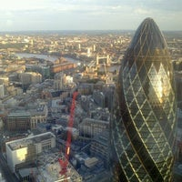 Photo taken at Duck & Waffle by Ashley G. on 7/26/2013