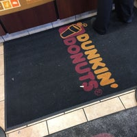 Photo taken at Dunkin' Donuts by Brad W. on 1/23/2017