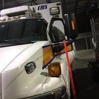 Photo taken at Boston EMS Fleet Maintenance Facility by Brad W. on 4/5/2017