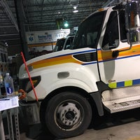 Photo taken at Boston EMS Fleet Maintenance Facility by Brad W. on 3/11/2017