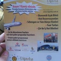 10/3/2013 tarihinde Şeyda C.ziyaretçi tarafından Ligarba Turizm'de çekilen fotoğraf