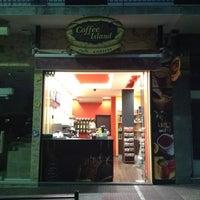 Photo taken at Coffee Island by Vasilis on 9/21/2012