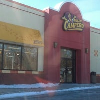 Photo taken at Pollo Campero by Tom F. on 1/24/2014
