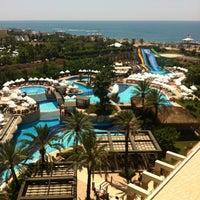 6/11/2013 tarihinde Fulya K.ziyaretçi tarafından Fame Residence Lara & Spa Hotel'de çekilen fotoğraf