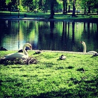 Photo prise au Boston Public Garden par Alice P. le5/16/2013