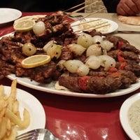 Photo taken at Al Dar Restaurant by Eng Hazem A. on 12/31/2014