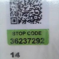 Photo taken at Bus Stop 36237292 by Ryan M. on 11/26/2012