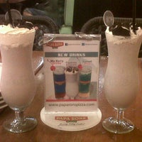 Photo taken at Papa Ron's pizza blu mall by Windy L. on 11/10/2012
