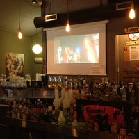 Photo taken at The Bulldog Pub by Eunjung P. on 3/20/2013