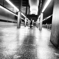 Photo taken at Ana Rosa Station (Metrô) by Alexandre D. on 11/19/2012