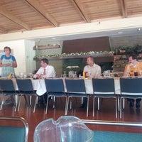 Photo taken at Dobson's Restaurant by Bryan M. on 9/25/2012
