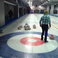 Photo taken at Moscow Curling Club by Anastasiya M. on 2/14/2013