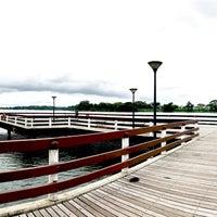 Photo taken at Lower Seletar Reservoir by Elise ❥. on 3/1/2017