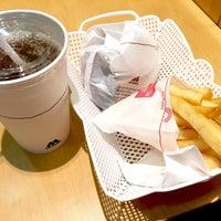 Photo taken at MOS Burger by Elise ❥. on 4/4/2016
