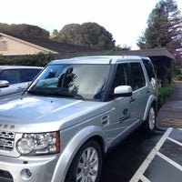Photo taken at Land Rover Experience Driving School by Dan B. on 11/9/2012