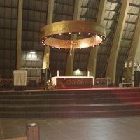 Photo taken at Catedral Metropolitana de Nossa Senhora da Apresentação by Ana C. on 4/14/2013