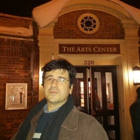 Photo taken at The Arts Center by Pablo D. on 1/1/2013