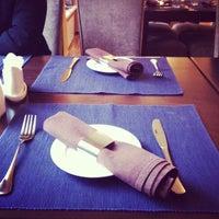 Photo taken at La Spezia ristorante by Buba on 4/13/2013