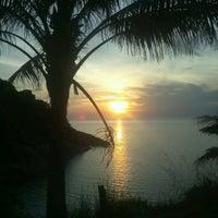 Photo taken at Paradise Beach by NIKoLAy on 11/8/2012